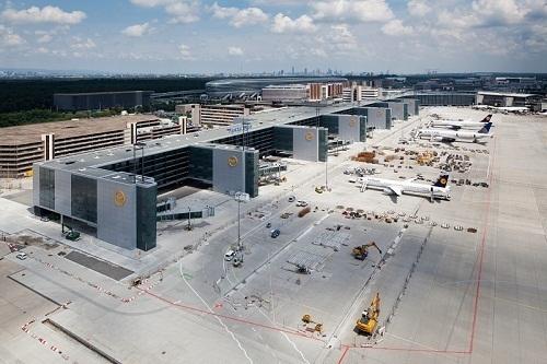 """Les zones d'embarquement du """"Pier-A-Plus"""" sont adaptés aux gros appareils - Photo DR"""