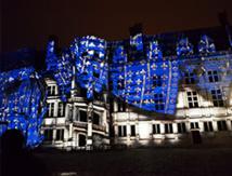 Son et Lumière au château royal de Blois - DR F. Leguere
