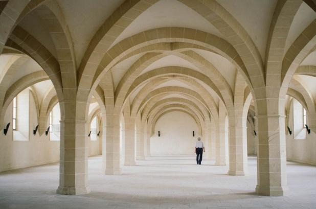 Pas de visite libre pour ce lieu d'enfermement qui compte toujours à l'abri de ses murs une prison de haute sécurité - DR : Mathieu Mouillet
