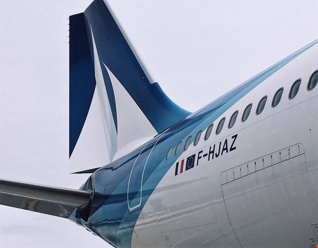 """Corsair serait la première compagnie aérienne a intégré la """"Garantie pandémie"""" - Crédit photo : Corsair"""