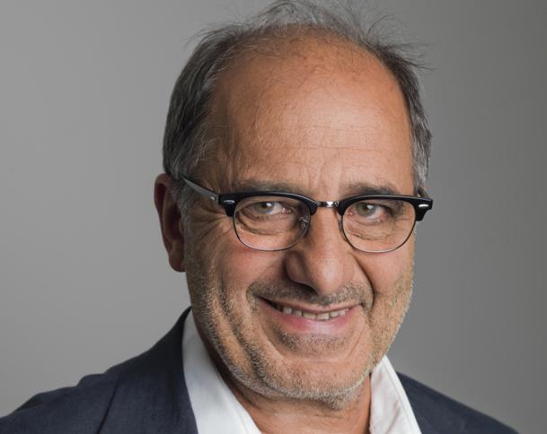 Jean-Pierre Mas, président des EDV - DR