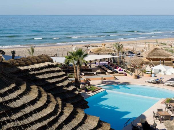 Photo DR PARADIS PLAGE Surf, Yoga and Spa Resort