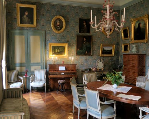 La maison de George Sand à Nohant dans le Berry - DR : E. Vandenbroucque
