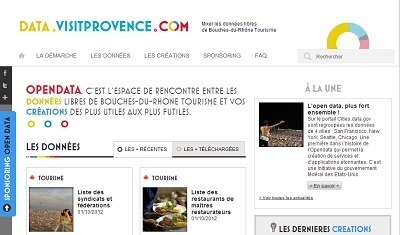 Depuis son lancement en avril 2012, le site a attiré 10 000 visiteurs - Capture d'écran