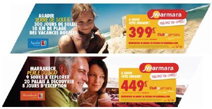 Marmara lance une campagne promotionnelle en partenariat avec l'Office National Marocain du Tourisme / Photo DR