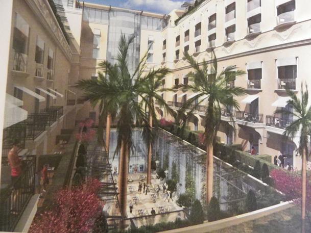 L'hôtel emblématique de la Principauté va subir une cure de jouvence pour un coût évalué entre 250 à350 ME pour la SBM - DR