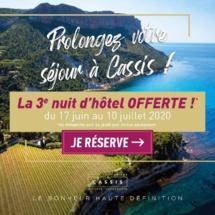 Bouches-du-Rhône : Cassis lance une offre pour inciter les visiteurs à séjourner entre mer et vignobles