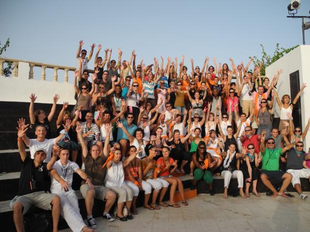 Jet tours a invité une centaine d'agents de voyages à Hammamet / Photo DR