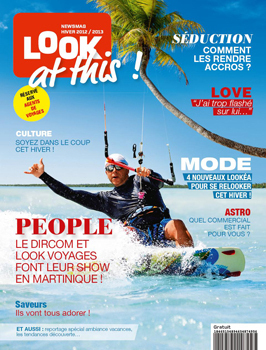 Le magazine Look Voyages ! /photo DR