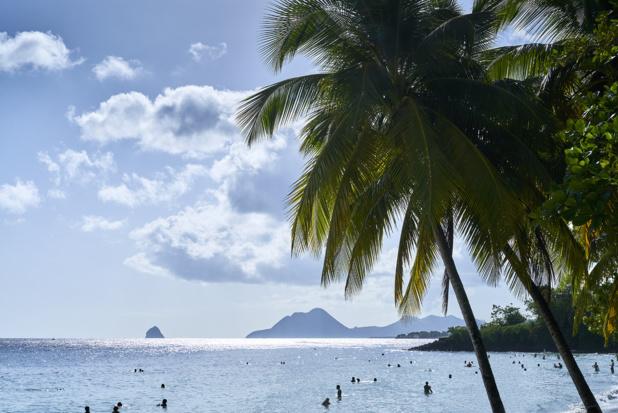 Plage de Martinique-DR R.Haughton/CMT