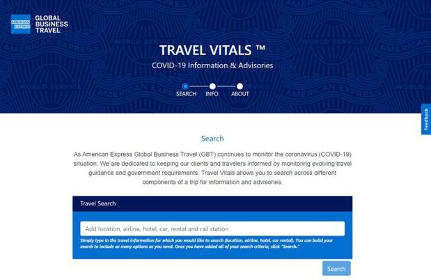 L'assistant de voyage est gratuit et accessible pour tous les gestionnaires de voyages, les sociétés de gestion de voyages (TMC) et les voyageurs. - DR