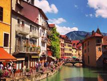 DR Annecy International / La vieille ville