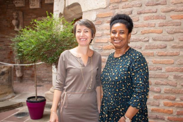 Muriel Joly et Afi Aubertin, pour Tarn Réservation Tourisme - DR