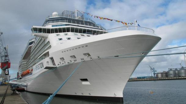 Royal Caribbean : le « Celebrity Reflection » entame sa croisière pré-inaugurale