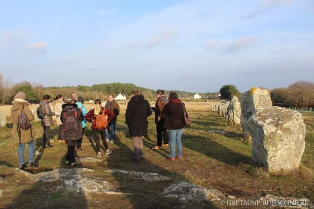 Bretagne Buissonnière Voyages a été créée par des guides-conférenciers, tous titulaires de la carte professionnelle - DR : Bretagne Buissonnière