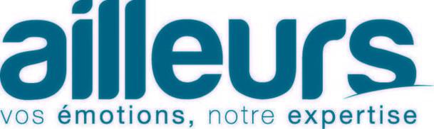 Le logo Ailleurs