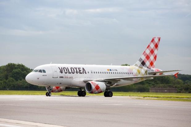 près de 30 % des passagers ont pu reprogrammer leurs vols gratuitement /crédit Volotea