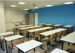 Une nouvelle salle de classe de l'école Vatel de Lyon / Photo DR