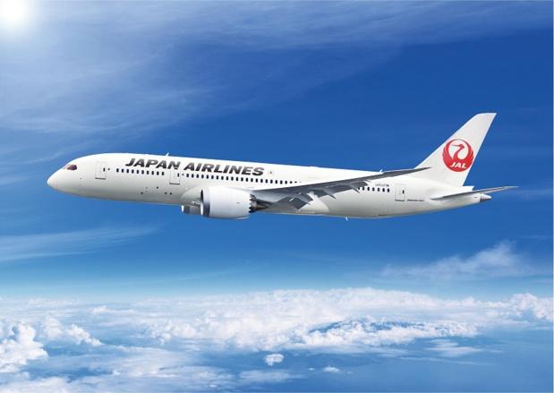 Le vol JL046 décollera de Paris les mercredi, vendredi et dimanche. Le vol JL045 depuis Tokyo opérera les mardi, jeudi et samedi. - DR