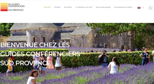La plateforme de réservations lancée par les Guides Conférenciers Sud-Provence - DR