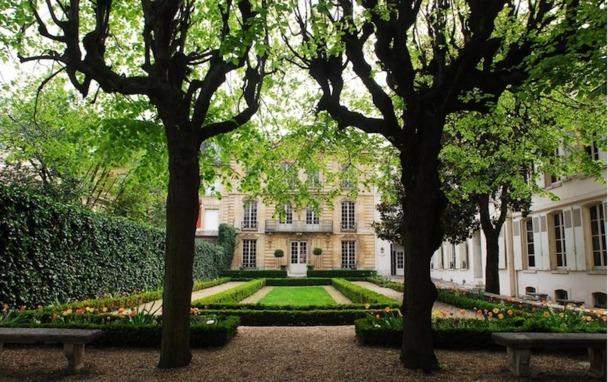 Le musée Lambinet, un bel hôtel particulier époque Louis XV peut être privatisé pour des évènements - DR : Mairie de Versailles