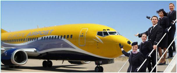 Europe Airpost est une des toutes premières compagnies françaises à confier une tablette numérique à ses équipages commerciaux - DR