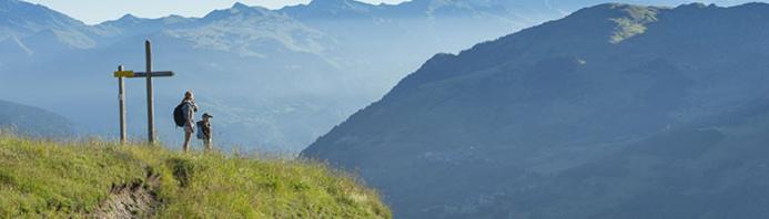 Que les montagnes sont belles, Saint Martin de Belleville (73) - DR Gilles Lansard
