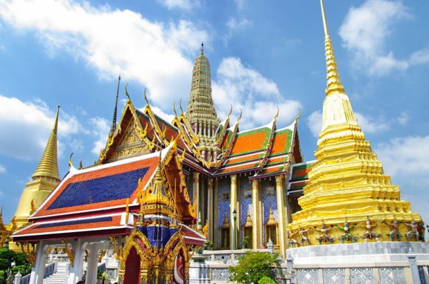 """Le gouvernement thaïlandais veut mettre en place un système de """"bulles de voyage"""" - Crédit photo : Depositphotos.com Maugli"""