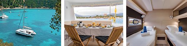 @Catlante / Nos croisières catamaran