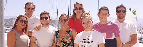 L'équipe Corsica Exclusive - DR Fanny CARRE
