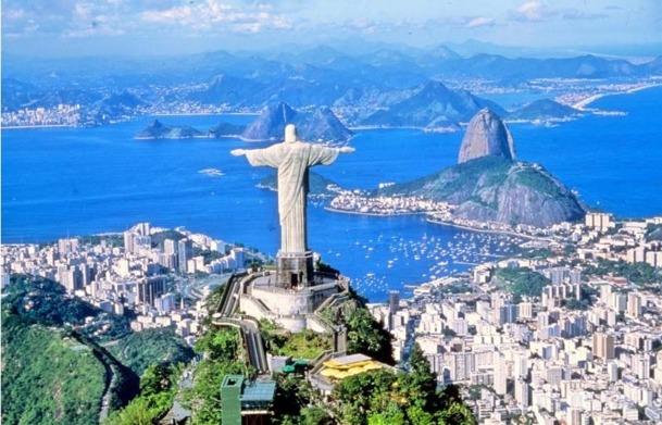 La Baie de Rio reste l'une des destinations mythiques du Brésil. DR Jet Set