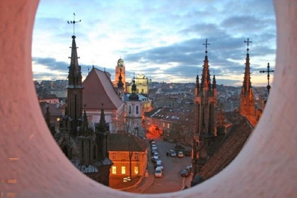 La Litunanie veut continuer à développer la fréquentation de touristes français sur son territoire - Photo © Vilnius Tourist Information Centre & Convention Bureau