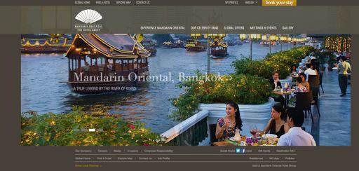 Le nouveau site permet aux clients de créer leur profil individuel, indiquer leurs préférences de voyage et personnaliser l'ensemble de leur futur séjour - DR