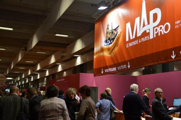 Les organisateurs du MAP Pro misent sur la qualité des visiteurs Photo CD