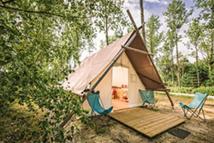 Camping L'Heureux Hasard - DR : Mateus Carvalho - Les Ânes de Madame