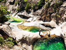 Canyoning - DR Julien Cailly