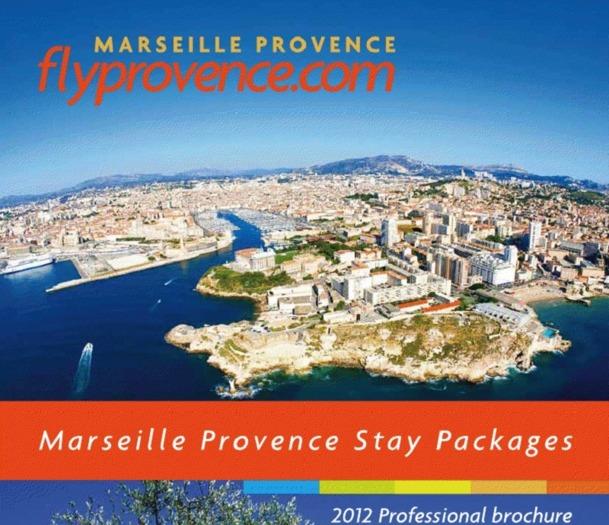 """Le catalogue de FlyProvence, édité à 4 200 exemplaires, regroupe 20 packages réceptifs sur le territoire de """"Marseille-Provence, capitale européenne de la culture"""" - DR"""