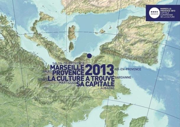 """""""Marseille-Provence 2013, capitale européenne de la culture"""" doit être l'occasion de développer le tourisme incoming sur Marseille et ses alentours, pour la convention FlyProvence - Tous droits réservés"""