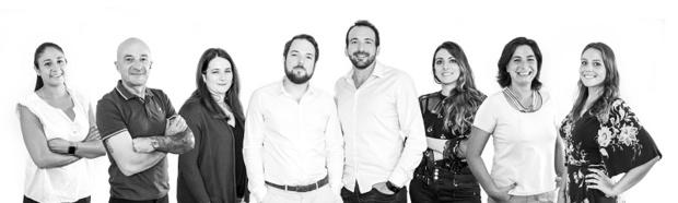L'équipe de Corse Incentive, ce sont 9 personnes passionnées par leur île et dédiées à l'organisation et au suivi de séminaires, incentives et events sur place - DR : Corse Incentive, C. Gilles