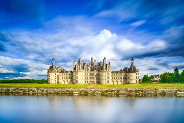 L'effet que le château de Chambord procure est toujours au rendez-vous, par tous les temps, à toute heure, en toute saison. La balade à vélo qui y mène est, elle aussi, top ! - DR : DepositPhotos, StevanZZ