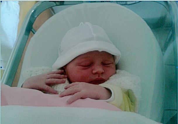 Naissance de Kalie, fille de Raphaël Thomas et... 7e bébé TourMaG.com !