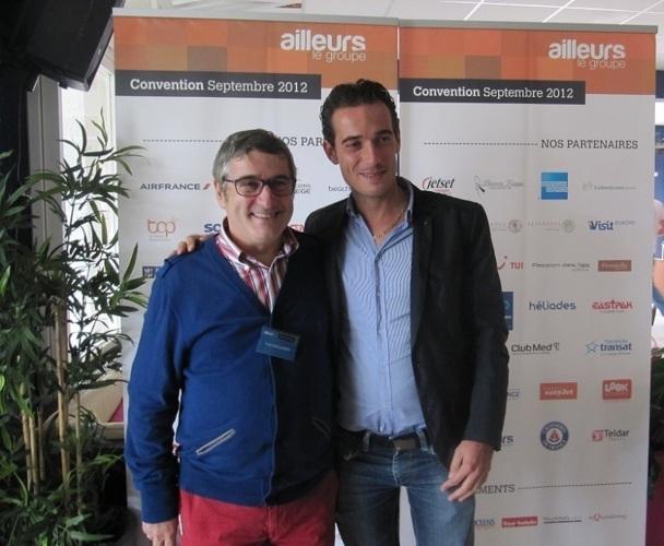 Yves et Pierre-Olivier Guillermin devraient rester aux commandes de l'entreprise - Photo P.C