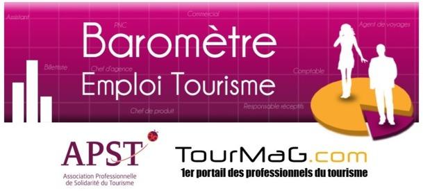 Baromètre Emploi TourMaG.com - APST, lancement du sondage en ligne