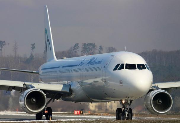 La compagnie aérienne Air Méditerranée renforce ses vols vers l'Algérie - photo DR