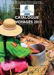 Le catalogue 2013 de la FFCC regroupe 150 destinations adaptées à des voyages en camping-car - DR