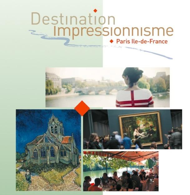 Le CRT Paris-Île de France veut mettre les peintres impressionnistes à l'honneur pour attirer encore de nouveaux visiteurs - DR