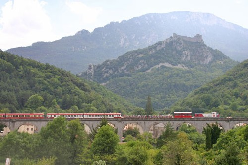 Aude : ''Le Petit Train Rouge'', nouvelles perspectives de développement