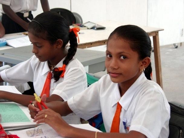 Salaün Holidays a permis la rénovation complète d'une école au Vietnam et 2 autres en Ouzbekistan - Photo DR