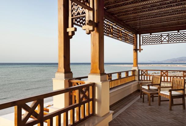 Le Sheraton Soma Bay Resort situé sur les bords de la Mer Rouge - Photo DR