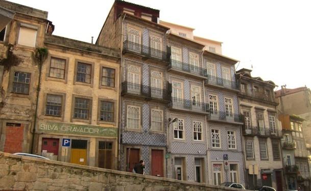Ruelle du quartier historique de Porto, classé à l'UNESCO - DR : LAC